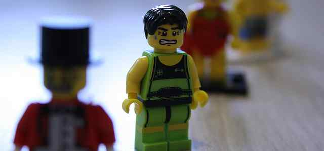 レゴブロック「人」