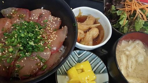 「九州の地魚料理 侍」琉球丼