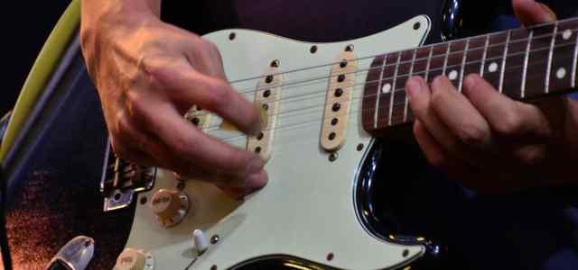 エレキギター(ストラトキャスター)