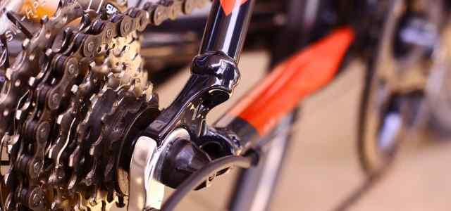 自転車のギヤ