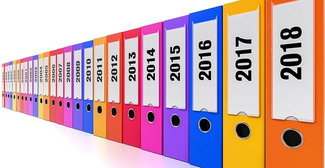 年末のお片付け!整理整頓して新年を迎えましょう