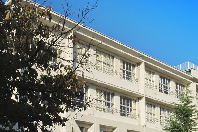 職業訓練校の校舎